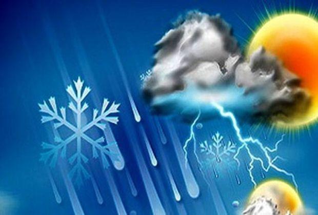باران در هشت شهرستان خراسان رضوی  بارید