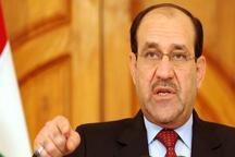 واکنش نوری مالکی به تحریم های آمریکا علیه ایران