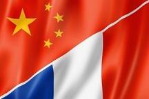 گفت و گوی وزیر خارجه چین با مکرون در مورد ایران