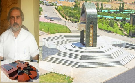 طراح معماری یادمان شهدای گمنام: این طرح با نگاهی مذهبی - حماسی و یک ایده متفاوت ساخته شد