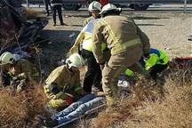 افزایش مصدومان واژگونی مینیبوس در پاوه   ۳ نفر فوت شدند