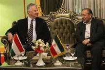 آماده همکاری ارتقای روابط ایران با اتحادیه اروپا هستیم دولت مجارستان ۱۰۰ بورسیه به دانشجویان ایرانی اعطا میکند