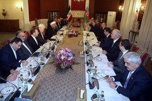 روحانی در دیدار با هیات آذربایجانی اجرای سریع توافقات را خواستار شد