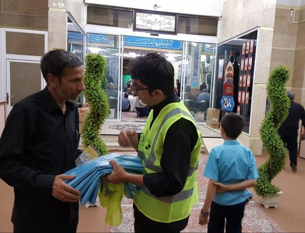 آموزش های تفکیک پسماند در مساجد جنوب تهران ارائه می شود