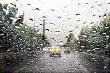 بارش 10 میلیمتر باران در مهریز  بارش ها ادامه خواهد داشت