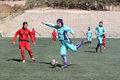 فوتبال برتر بانوان   تیم فارس از سد خیبر خرم آباد گذشت
