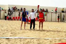 سیستان و بلوچستان قهرمان رقابت های ووشو ساحلی چندجانبه شد