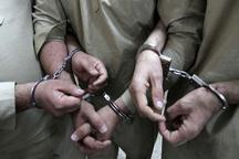 اعتراف باند زورگیران تهران به ۵۰ فقره سرقت