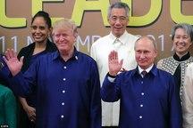 گفتوگوی تلفنی پوتین و ترامپ درباره مسائل هسته ای  و کره شمالی