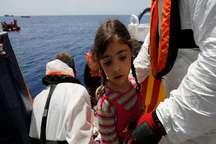 مهاجرت صدها هزار کودک به تنهایی و بدون خانواده