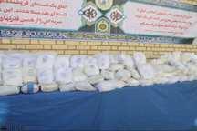 بیش از یک تن مواد مخدر توسط پلیس سمنان کشف شد