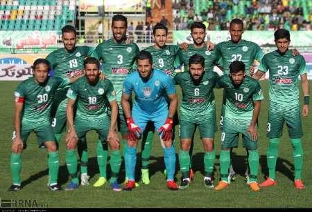 ذوب آهن اصفهان به رتبه چهارم لیگ برتر فوتبال ایران دست یافت