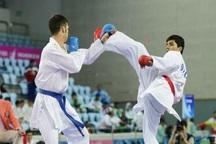 کاراته کاران گیلانی در مسابقات قهرمانی کشور درخشیدند
