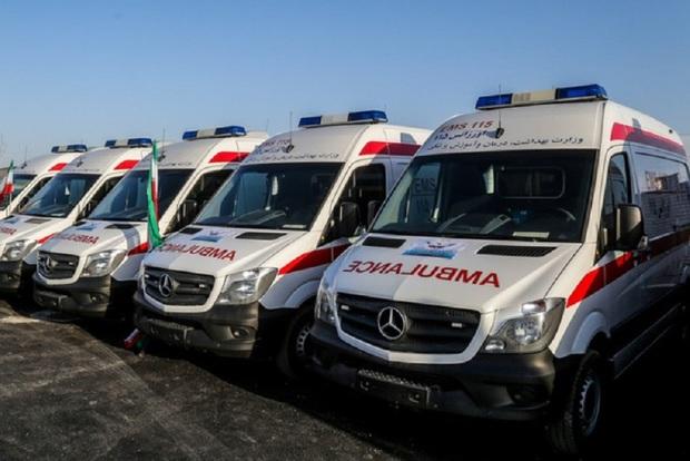 30 دانش آموز کرجی روانه بیمارستان شدند