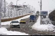 برف و باران امشب وارد مازندران می شود