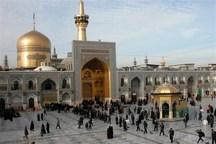 بارگاه ملکوتی ثامن الحجج(ع) در شب ناآرام مشهد پذیرای زائران و مجاوران بود