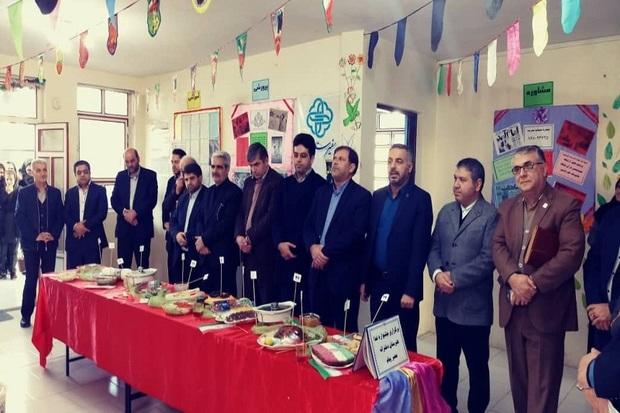 جشنواره 40 نوع غذای محلی در آستارا برگزار شد