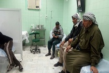 هشت زائر عراقی حادثه دیده دراستان خراسان رضوی از بیمارستان مرخص شدند