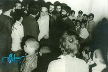 می خواستیم مانند امام محمد تقی(ع) شما را نصیحت کنیم + پاسخ امام خمینی(س)