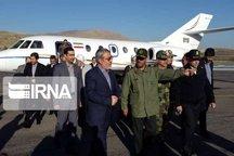 وزیر کشور وارد کردستان شد