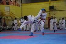 2 کاراته کا از استان فارس به اردوی تیم ملی جوانان دعوت شدند
