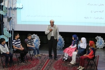 پدربزرگی از آذربایجانغربی برگزیده بیستمین جشنواره قصهگویی