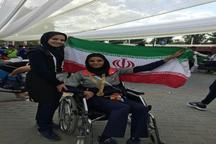 کسب اولین مدال طلا مسابقات پاراآسیایی توسط ورزشکار البرزی