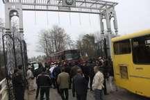 جمهوری آذربایجان 24 زندانی ایرانی را از مرز آستارا تحویل داد