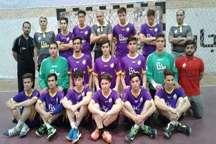 تیم بیتا سبزوار قهرمان رقابتهای هندبال جوانان کشور شد