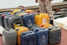 2420 لیتر بنزین و گازوییل قاچاق در هرمزگان کشف شد