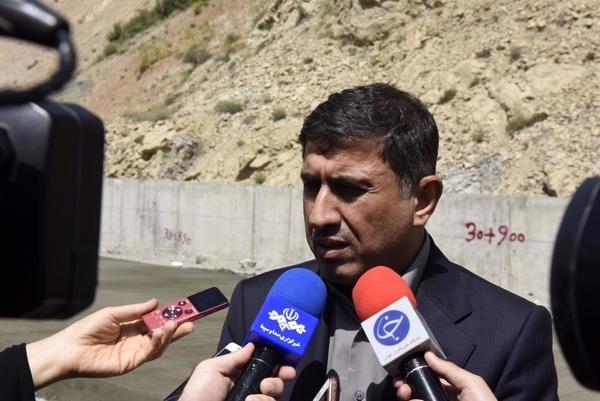 بهرهبرداری از فاز یک پروژه آزادراه تهران شمال تا تابستان امسال