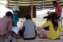 دانش آموزان عشایر منطقه فکه خوزستان در سه مقطع تحصیلی جذب کلاس شدند