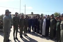 نمایشگاه اقتدار هوایی در پایگاه ششم شکاری بوشهر افتتاح شد