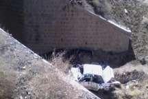 سقوط پراید از روی پل 6مجروح برجای گذاشت
