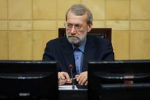 لاریجانی: نحوه تعطیلی مطبوعات و فیلتر رسانهها باید ضابطهمند شود