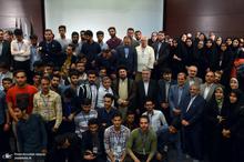 اختتامیه اردوی دانشجویی طریق جاوید با حضور سید حسن خمینی