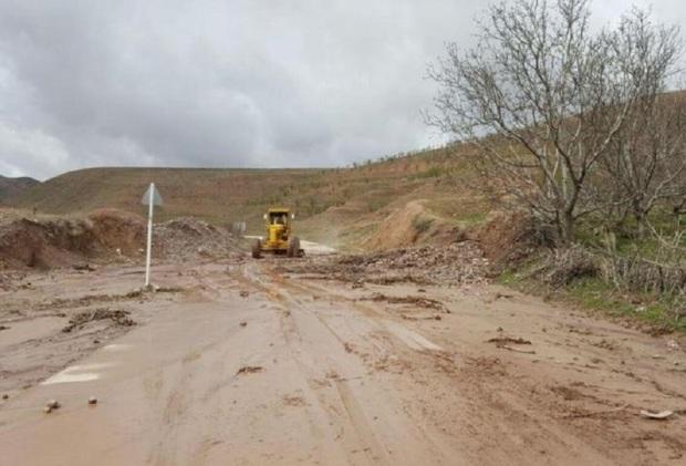 سیلاب 4037 میلیارد ریال به راه های خراسان شمالی خسارت زد
