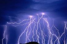 هواشناسی بارش تگرگ و وزش باد شدید برای البرز پیش بینی کرد