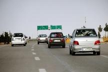 ترافیک در آزادراه های قزوین عادی و روان شد