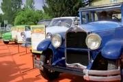 جشنواره خودروهای کلاسیک در اوکراین