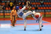 درخشش تکواندوکاران خردسال گیلانی در مسابقات قهرمانی کشور