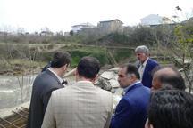 انتقال موقت آب رودخانه خالکایی ماسال برای تامین آب کشاورزی