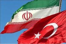جهت توسعه همکاریهای علمی و پژوهشی بین ایران و ترکیه تلاش میکنیم