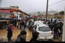 بیش از 70 درصد آسیبدیدگان سیل شیراز کمک بلاعوض دریافت کردند