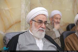حجت الاسلام و المسلمین محمدی گلپایگانی رئیس دفتر مقام معظم رهبری