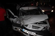 واژگونی خودرو در جاده سبزوار 6 مصدوم داشت