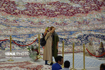 پایان کار نمایشگاه فرش دستباف ایران - تبریز