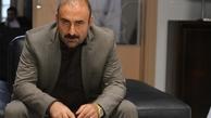 گریم سنگین مهران احمدی در تئاتر عروس مردگان + عکس
