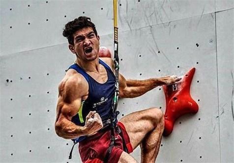 علیپور در جام جهانی سنگنوردی نهم شد