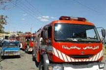 600 عملیات نجات و اطفای حریق توسط آتش نشانی سبزوار